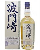Hatozaki Pure Malt The Kaikyo Distillery Japanese Blended Whisky Japan 46%