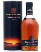 Highland Park 12 år Old Version 1989-1990 Single Orkney Malt Whisky 40%