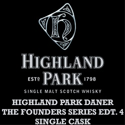 Highland Park Daner Whisky