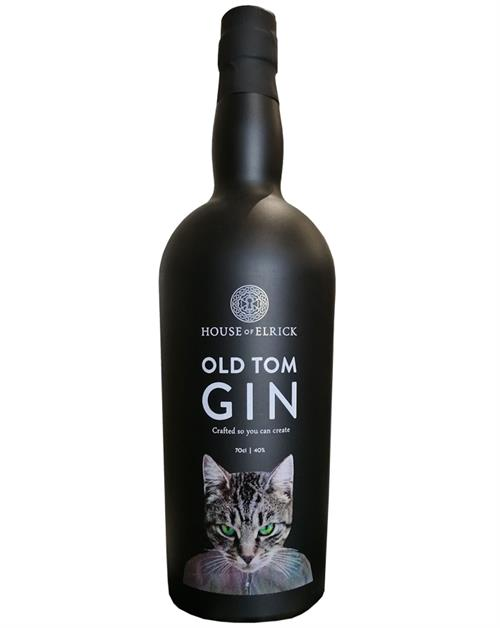 House of Elrick Old Tom Gin 70 cl 40%