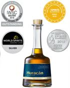 Hurracan Rom Nyborg Distillery Organic Danish Rum 56,8%
