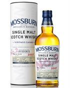 Inchgower 2007/2017 Mossburn 10 år Single Speyside Malt Whisky 46%