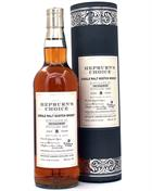 Inchgower 2008/2016 Hepburns Choice 8 år Langside Distillers Single Cask Speyside Malt Whisky 46%