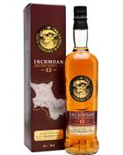 Inchmoan 12 år Peated Loch Lomond Single Highland Malt Scotch Whisky 46%