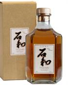 Isawa Vintage 1983 Japanese Single Malt Whiskey 66 cl. Whisky Japan 43%