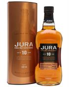 Isle of Jura 10 år Single Jura Malt Whisky 40%