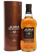 Isle of Jura 12 år Single Jura Malt Whisky 40%