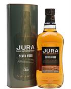 Isle of Jura Seven Wood Single Jura Malt Whisky 42%