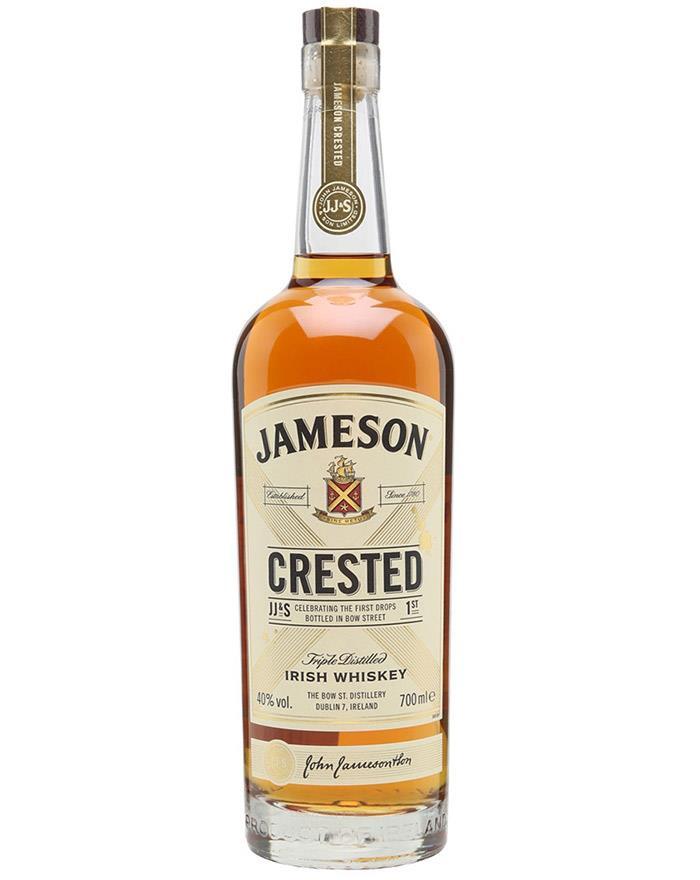 Smuk Jameson Crested Blended Irish Whiskey 40% RY-57