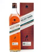 Johnnie Walker 10 år Select Casks Rye Finish Blended whisky