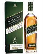 Johnnie Walker Green Label 15