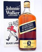 Johnnie Walker Black Label 2 liter Kilmarnock Blended whisky
