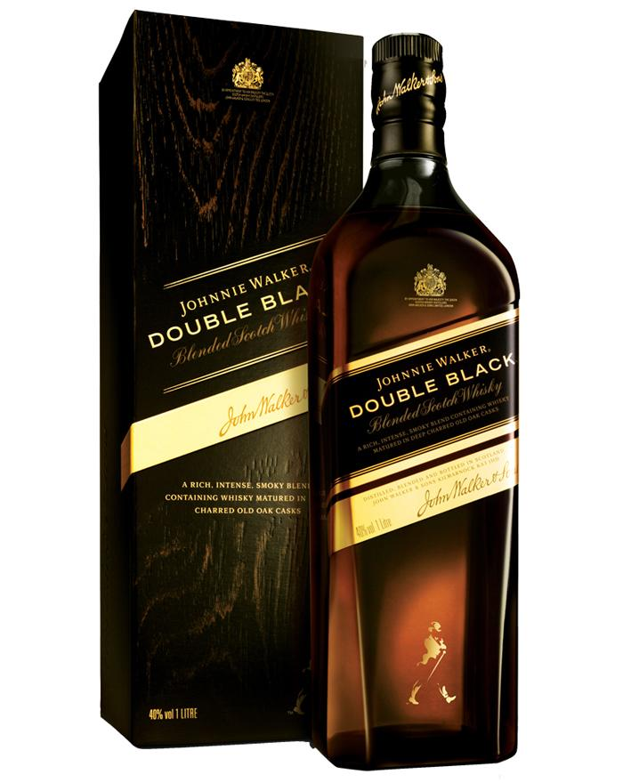 Johnnie Walker Double Black Whisky