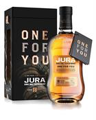 Isle of Jura One for you 18 years old Single Jura Malt Scotch Whisky