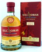 Kilchoman 2009/2014 Single Cask Whisky.dk Exclusive Denmark Islay 59,1%