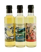 Kurayoshi The Matsui Three Pack Single Malt Japansk Whisky