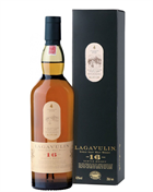 Lagavulin 16 år Single Islay Malt Whisky 43%