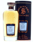 Laphroaig 1997/2016 Signatory Vintage 18 år #8371 Hogshead Single Islay Malt Whisky