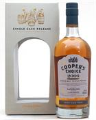 Laphroaig Coopers Choice 11 år Sherry Cask Matured Single Islay Malt 46%