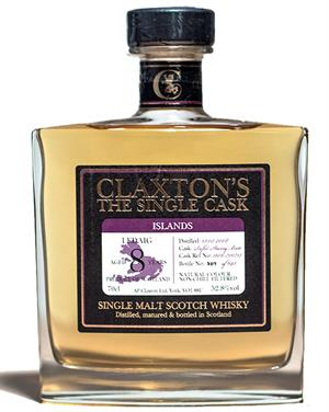 Ledaig Claxtons Single Cask Island Malt Whisky