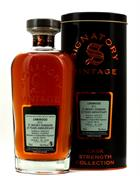 Linkwood 2010/2019 Signatory 9 år FC Whisky 20 years Anniversary Single Speyside Malt 56%