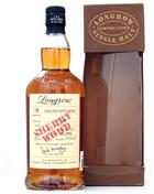 Longrow 13 år Sherry Wood 1989 Single Campbeltown Malt Whisky 53,2%
