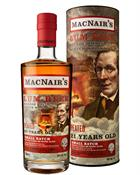 MacNair's Lum Reek 21 år Small Batch Blended Malt Scotch Whisky 48%