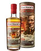 MacNair's Lum Reek Peated Small Batch Blended Malt Scotch Whisky 46%