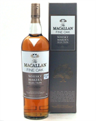 Macallan Fine Oak Whisky Maker's Selection Single Speyside Malt Whisky 42,8%