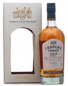 Macduff 2008 Coopers Choice Sherry Wood
