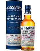 Mannochmore No 16 Mossburn 10 yr Single Speyside Malt Whisky