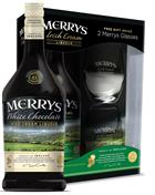 Merry´s Irish Cream Liqueur Giftbox