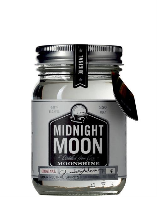 Midnight Moon Moonshine Original Corn 40%