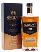 Mortlach 20 år Cowie´s Blue Seal Single Speyside Malt Whisky 43,4%
