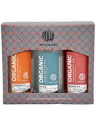 Mosgaard Organic Gin Selection 3x20 cl Danish Mosgaard Distillery