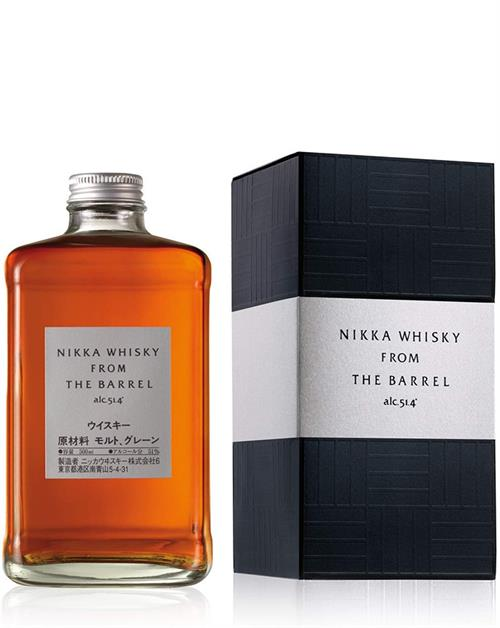 Nikka From The Barrel Whisky Japan 51,4%