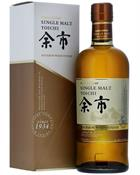 Nikka Miyagikyo Bourbon Wood Finish 2018 Single Malt Whisky Japan 46%