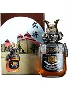 Nikka Gold & Gold Samurai Whisky Japan