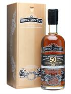 North British 1962 Douglas Laing Directors Cut 50 år Single Cask Grain Whisky 57,1%