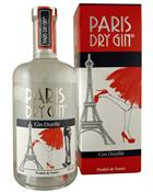 Paris Dry Gin Small Batch