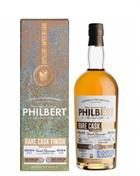Philbert Sauternes 5 år Rare Cask Finish Single Estate Cognac 2017 Frankrig 41,5 procent alkohol og 70 centiliter