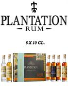 Plantation Rum Cigarkasse
