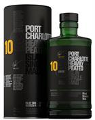 Port Charlotte 10 år Heavily Peated Bruichladdich Single Islay Malt Whisky 50%