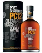 Port Charlotte PC 12 Bruichladdich