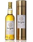 Port Charlotte 2002/2009 FC Whisky Limited Release 7 år Single Islay malt whisky 65,2%
