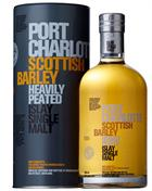 Port Charlotte PC Scottish Barley Multi Vintage Bruichladdich Single Islay Malt Whisky