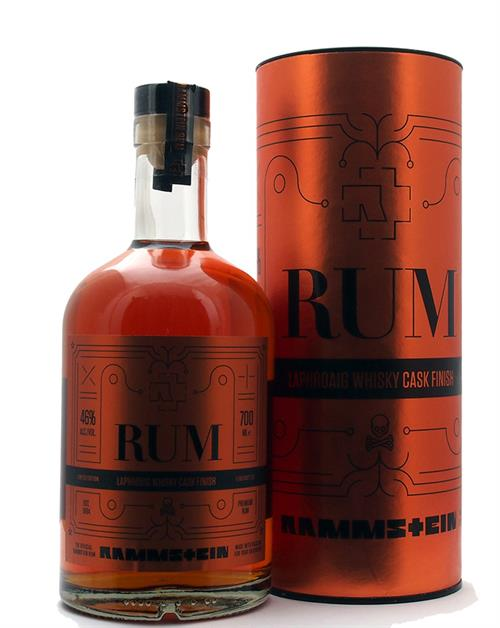 Rammstein Rum Limited Edition Blended Rom 46%