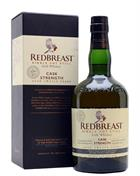 Redbreast 12 år Cask Strength Batch No B2/19 Single Irish Pure Potstill Whiskey Irland 55,8%