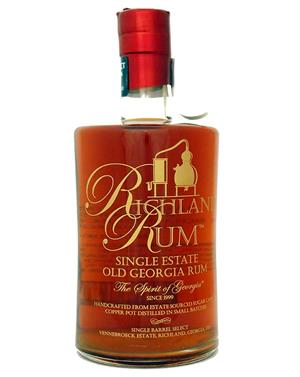 Richland Rum Single Estate Old Georgia Rom 43%