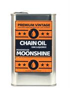 Moonshine Roadhouse Chain Oil Tin Can